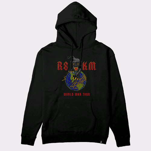 REBEL8 X KILLER MIKE World War Tour Pullover