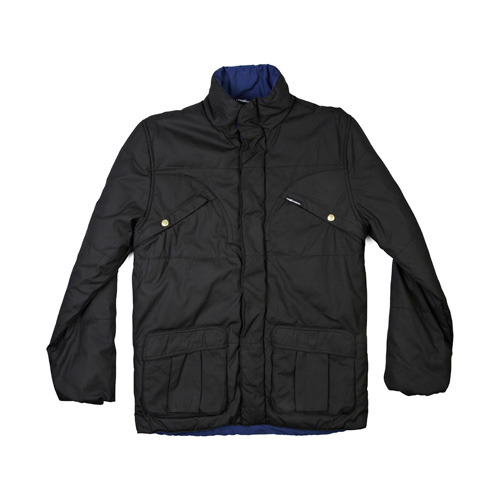 THE HUNDREDS Watchtower Puff Jacket