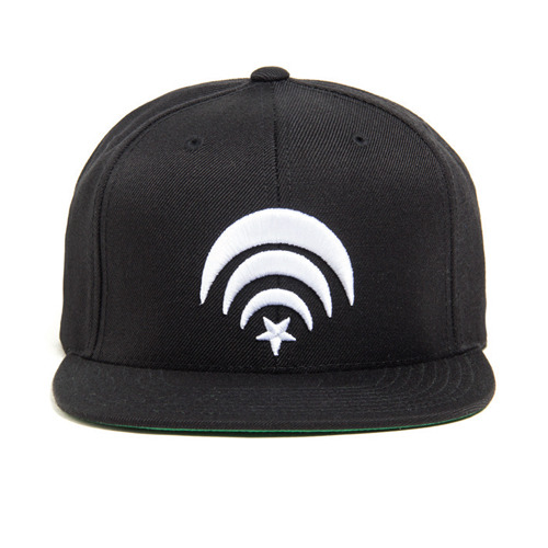 BLACK SCALE Connect Snapback (Black)
