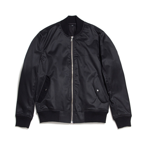 BLACK SCALE LEWIS JACKET (BLACK)