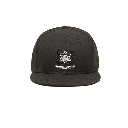 BLACKSCALE EGYPTIAN STAR FITTED NEW ERA BLACK