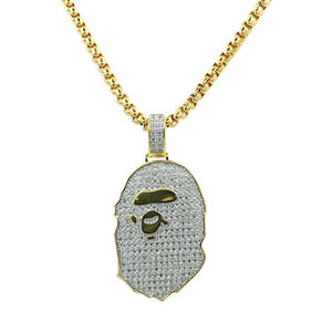 ROI'AL Ape Necklace