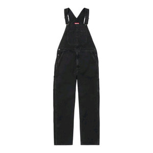 SUPREME DENIM OVERALLS