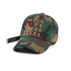 STIGMA WORLD BASEBALL CAP CAMOUFLAGE