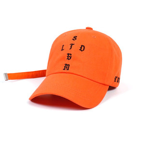 STIGMA VATOS BASEBALL CAP ORANGE