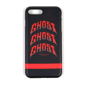 STIGMA PHONE CASE GHOST BLACK iPHONE 7/7+