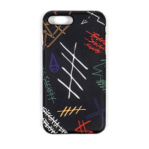 STIGMA PHONE CASE GRAFF BLACK iPHONE 7/7+