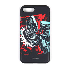 STIGMA PHONE CASE CARTOON BLACK iPHONE 7/7+