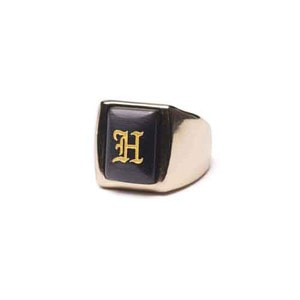 HUF BLACKLETTER RING