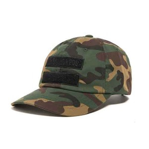 THE HUNDREDS Santos Dad Hat Camo