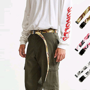 ROTHCO Color Camo Web Belt 3 colors