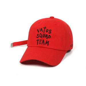 STIGMA VST BASEBALL CAP RED
