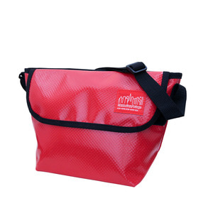 MANHATTAN PORTAGE 1603 VINYL MESSENGER BAG (XXS)