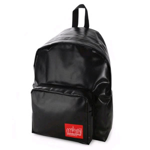 MANHATTAN PORTAGE 1210 VINYL BIG APPLE BACKPACK