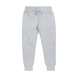STIGMA BLANK HEAVY SWEAT JOGGER PANTS GREY