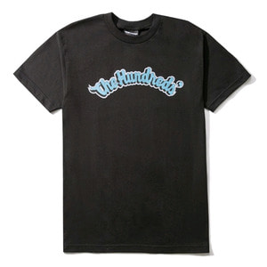 THE HUNDREDS PLAYER T-SHIRT BLACK