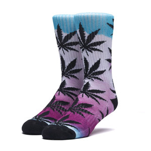 HUF DIGITAL AIRBRUSH PLANTLIFE SOCK PINK
