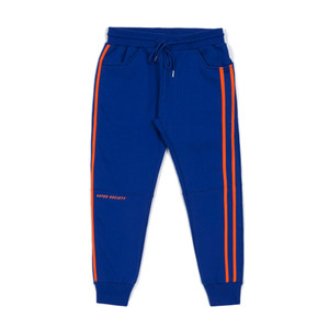 STIGMA LINE SPORTS HEAVY SWEAT JOGGER PANTS BLUE