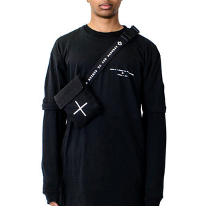 FRESH I AM SHOULDER STRAP BAG