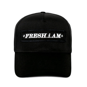 FRESH I AM BOX LOGO HAT