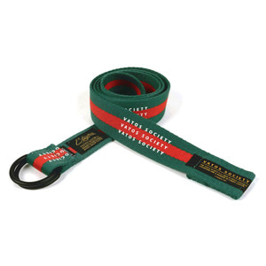STIGMA VS LONG WEB BELT GREEN