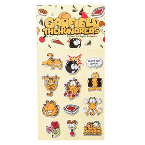 THE HUNDREDS X Garfield Sticker Pack