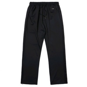 STIGMA BLK WIDE PANTS BLACK