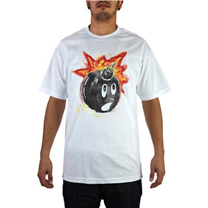 THE HUNDREDS Watercolor Adam T-SHIRT [3]