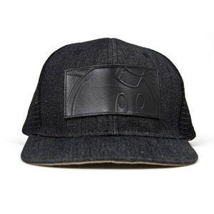 THE HUNDREDS DENIM SNAPBACK CAP [1]