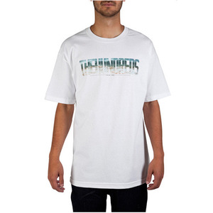 THE HUNDREDS End Scene T-SHIRT [2]