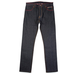 THE HUNDREDS Rosewood 2 12 oz. raw selvedge - SLIM FIT