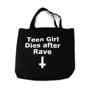 NEVERMIND TEEN GIRL DIES AFTER RAVE TOTES LARGE