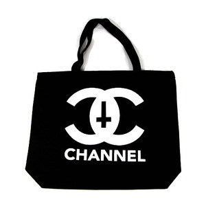 NEVERMIND CHANNEL TOTES LARGE