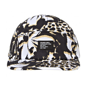 STUSSY CAT FLOWER CAMP CAP [1]