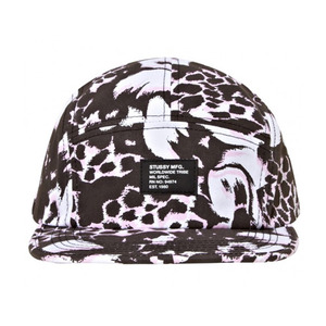 STUSSY CAT FLOWER CAMP CAP [2]