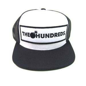 THE HUNDREDS CORNERS LOGO SNAPBACK [1]