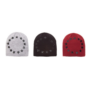 [40%sale] BLACK SCALE 13TH BEANIE