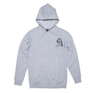 QUICKSTRIKE BLACK SCALE 13TH KNIGHT PULLOVER HOODY [2]