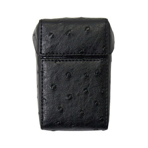 BLACK SCALE Nicotiana Cigarette Case BLK