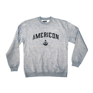 50%saleBLACK SCALE Americon Crewneck MH x BS