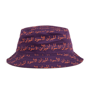 BLACK SCALE Scale Of Black Bucket, Purple