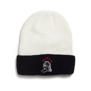 BLACK SCALE Knight Logo Beanie