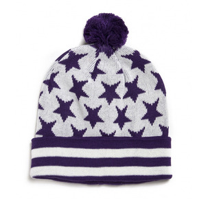 BLACK SCALE Blvck Star Beanie