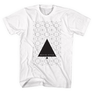 BLACK SCALE Star Angle, White