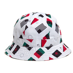 BLACK SCALE Pandemic Bucket Bucket, White