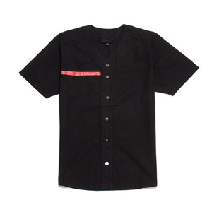 BLACK SCALE Red Line Rebel Jersey