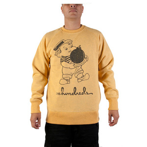 THE HUNDREDS JOHNNY CREWNECK [3]