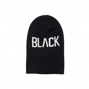 BLACK SCALE Shadow Ops Beanie (Black)