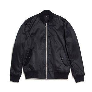 50%saleBLACK SCALE LEWIS JACKET (BLACK)