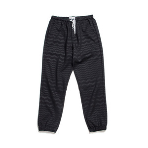 50%saleBLACK SCALE SPRINTER SWEAT (Printed) PANTS BLACK